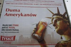 Kampania SMS-owa Tyskie